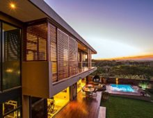 Aloe Ridge, South Africa